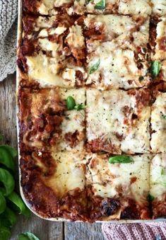 Quiche, Breakfast, Ethnic Recipes, Food, Lasagna, Morning Coffee, Essen, Quiches, Meals
