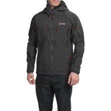 Berghaus Antelao III Gore-Tex® Ski Jacket - Waterproof (For Men) in Black - Closeouts
