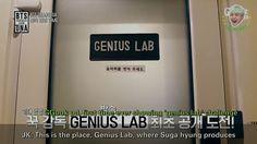 Genius Lab fits with Suga