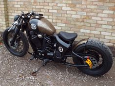 Honda Shadow 600 By Voodoo Custom Cycles