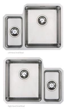 Bluci ORBIT 01 Undermount 1.5 Bowl Sink