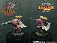 Questing Knight from Super Dungeon Explore Forgotten King