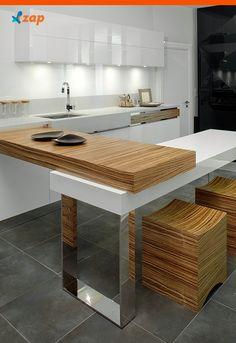 Quer acertar na decoração da cozinha? Confira algumas dicas que separamos para você!
