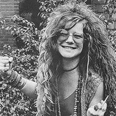 Janis.Joplin. you could have a shot of southern comfort with her if you spotted her colorful car (porche) in north beach bar in the late 60's in s.f.