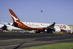 Qantas Airlines, Best Airlines, Airplane Photography, Past, Aviation, Aircraft, Commercial, Anniversary, Birthday