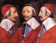 Cardinal de Richelieu Philippe de Champaigne