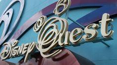 Review of Downtown Disney's Disney Quest