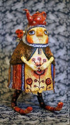 Макаша - авторская кукла,кукла в подарок,интерьерная кукла,кукла из папье-маше