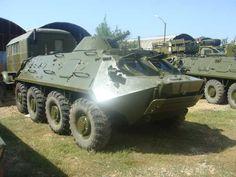 BTR-60 {Demilitarized} for Sale