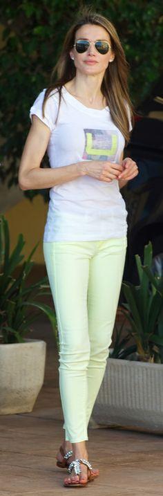 Los looks veraniegos de la princesa Letizia