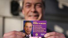 Nigel Farage bullish ahead of Ukip general election campaign – video