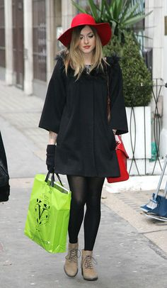 Fearne Cotton.. I'd love to raid her closet.