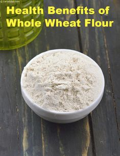 11 Super Health Benefits of Whole Wheat Flour (Atta) + Healthy recipes : Good for bones Carbohydrate Metabolism Powerful Antioxidant Diabetic Friendly Good for Brain Rich in Folic Acid Helps prevents Anaemia Protein Good for Skin Food Articles, Recipe Articles, Atta Recipe, Whole Wheat Flour, Whole Food Recipes, Healthy Recipes, Flour Recipes, Health Benefits, Diabetic Friendly