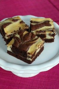 Recipe For  Cheesecake Brownies