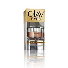 Olay Eyes Ultimate Eye Perfecting Cream fights dark circles, wrinkles and puffy eyes.The powerful formula hydrates to smooth and brighten the eye area.