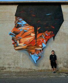 Street Art by Sadali Sardegna