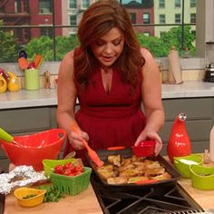 The official site for Rachael Ray's award-winning daytime TV show where you can find recipes, watch show clips, and explore more Rachael Ray!