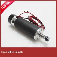 99.00$  Buy now - http://alicd6.worldwells.pw/go.php?t=32251251738 - CNC spindle 600w air cooled spindle ER11 cnc router spindle motor 99.00$