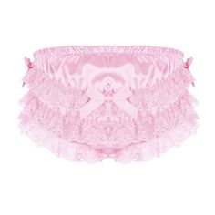 At Sissy Panty Shop we love staying up to date on the latest sissy fashion and most beautiful panty designs. Check back often, as we are always adding new sissy items! Pink Silk, Pink Satin, Lingerie For Men, Sexy Lingerie, Petticoated Boys, Feminized Boys, Frocks For Girls, Plastic Pants, Lace Design
