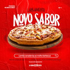 Jakson Eduardo on Behance Corel Draw Design, Comida Pizza, Graphic Design Inspiration, Design Ideas, Pizza Logo, Social Media Design, Pizza Recipes, Ds, Art Direction