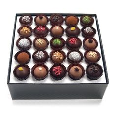 25 Pc. Truffle Collection