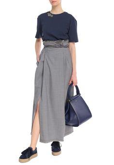Юбка-макси Max Mara Midi Skirt, Presents, Skirts, Fashion, Moda, Midi Skirts, Gifts, Skirt Outfits, Fasion