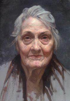 David Jon Kassan. Freaky. The face looks like a photograph and the rest is obviously painted.