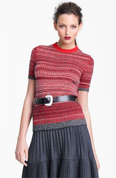 Marni Edition Wool & Cashmere Blend Sweater available at Nordstrom