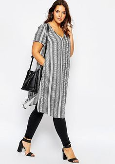 67 Super Ideas for womens fashion over 50 plus size jeans Trendy Plus Size Clothing, Plus Size Casual, Plus Size Fashion For Women, Plus Size Tops, Plus Size Women, Plus Size Dresses, Plus Size Outfits, Nice Dresses, Plus Size Jeans
