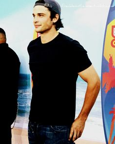 YES please Tom Welling