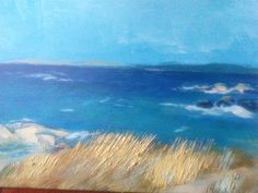 Waves, Paintings, Outdoor, Art, Outdoors, Paint, Painting Art, Kunst, Outdoor Games