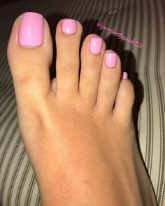 Cotton Candy Toes Foot Fetish