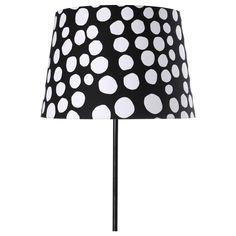 Office.... hang shade instead of floor lamp....DOTTEVIK Shade - IKEA