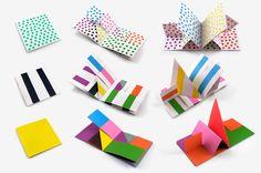 dots, lines et colors, trois livres de Antonio Ladrillo