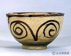 E-Karatsu Teabowl
