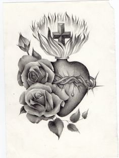 most sacred heart of jesus | Tumblr