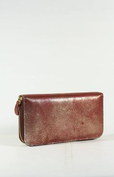 cow leather women wallet by TDASKLeatherBags on Etsy