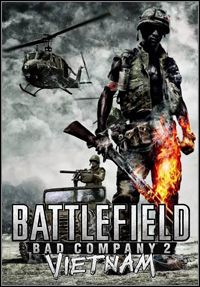 Okładka Battlefield: Bad Company 2 - Vietnam (PS3)