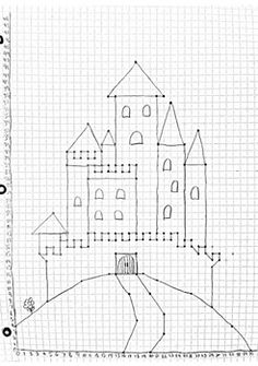 Differentiated Coordinate Graphing Mystery Picture in