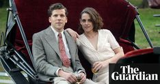 Jesse Eisenberg and Kristen Stewart give excellent performances as an on-the-make New Yorker and the woman he falls in love with in Allen's likable romance