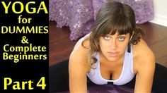 psychetruth jen hilman yoga - YouTube oga For Dummies & Complete Beginners Part 4 Relaxation, Stress and Pain Relief