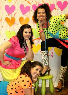 80s Party Pic - 1