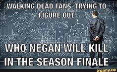 The Walking Dead April 2016 Walking Dead Funny, Walking Dead Zombies, Fear The Walking Dead, Twd Memes, Talking To The Dead, Dead Inside, Carl Grimes, Stuff And Thangs, New World Order