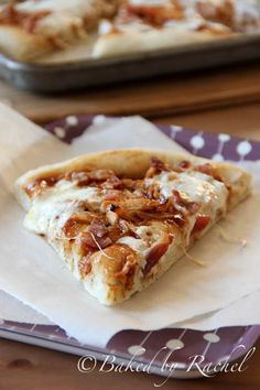 BBQ, Bacon AND Pizza-Woah!