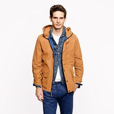 Crew for the Lightweight hooded Heathfield jacket for Men. Find the best selection of Men Outerwear available in-stores and online. Black Brogues, Hermes Men, Mens Fashion Wear, Mens Trends, J Crew Men, Fashion Models, Men's Fashion, Fashion Gallery, Men's Wardrobe