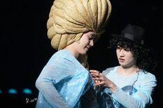Resultado de imagen para kyuhyun frozen