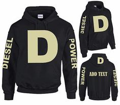 HOODIES FOR CHEVY DURAMAX DIESEL TRUCK OWNERS. Would put blowin smoke in the add text area!!!!!