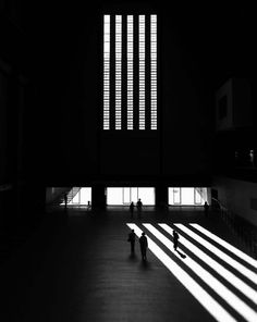 Shadow & Light - Architectural Interior