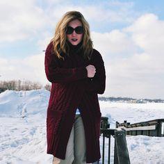 Новый пост в блоге!  Пребывание теплых друзей с этим Wool Overs негабаритного свитер!  #woolovers #SHOPSTYLEit #fashionblogger #fashion #bostonfashion #Boston #favoritethings #ootd