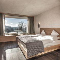 Paula Wiesinger Apartments Südtirol Hotelzimmer Interior Naturholz